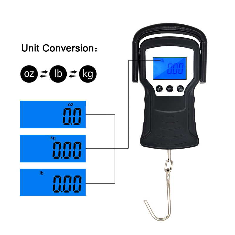 Bluetooth Electronic Digital Fish Scale